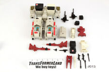 Metroplex 100% Complete Bases 1986 Vintage Hasbro G1 Transformers Action Figure