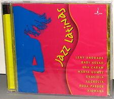 CHESKY CD JD-290: Various Artists - Jazz Latinas - USA 2005 Factory SEALED