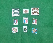 1/6 scale French Foreign Legion Afghanistan insignia patches