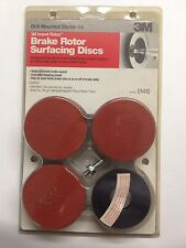 Brake Rotor Surfacing Discs