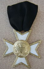ORIGINAL 1890s-1920s Civil War G.A.R Veterans Masonic KT Funeral Medal
