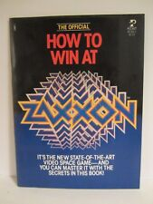 The Official How to Win at Zaxxon  GC  (1218DJ18)
