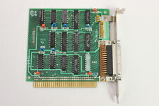 IBM 1504098 8529149 ISA 8 BIT PARALLEL ADAPTER CARD 5150 5160 W/WARRANTY