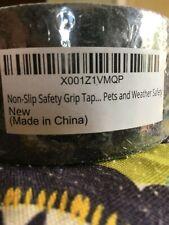 Anti Slip Tape Roll Non Slip Strips High Grip Sticker Floor Safety Grit US STOCK