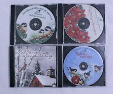 Christmas Holiday Favorites Music CDs / Paralyzed American Veterans of America