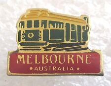 City of Melbourne, Australia Travel Souvenir Collector Pin