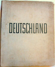 DEUTSCHLAND  Rarissime livre allemand de 1936 : édition originale BERLIN