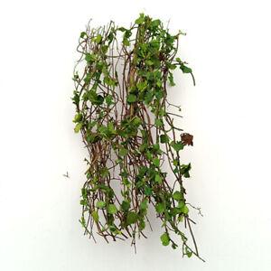 Artificial Plant Simulated Vine Creeper Model Mini Landscape Scenery Accessories