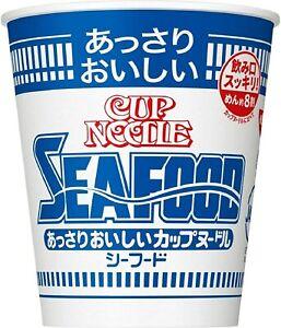 NISSIN assari oishi cupnoodle seafood  60g