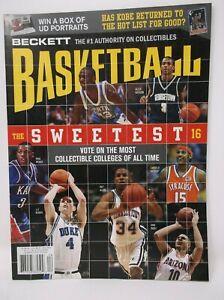 Beckett Basketball April 2006 The Sweetest 16