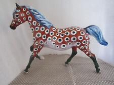 Custom Traditional Breyer Horse Salamandra honoring artist A. de Sousa-Cardoso