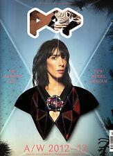 POP Magazine #27 A/W 2012-13 JAMIE BOCHERT Tina Turner YAYOI KUSAMA Kinga Rajzak