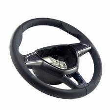 genuine sports steering wheel black Skoda Fabia Mk3 Rapid Octavia Mk3 5E Yeti 5L