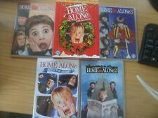 HOME ALONE COLLECTION BOXED SET 4 DVD'S CHRISTMAS