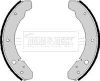 Borg & Beck Brake Shoe Set Shoes BBS6141 - BRAND NEW - GENUINE - 5 YEAR WARRANTY