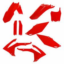 Acerbis Full Plastic Kit 2000 CR Red