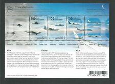 Nederland NVPH 3736 Vel 100 Jaar Luchtvaart 2019 Postfris
