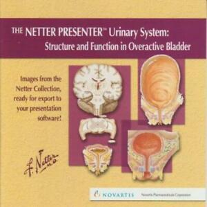 Netter Presenter: Urinary System: Structure & Function In Overactive Bladder PC