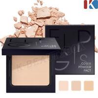 EGLIPS Cover Fit Powder Pact 10g SPF50+ PA+++ Blur Powder Pact Face Powder