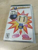 Bomberman Sony PlayStation Portable PSP