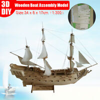 Mini Segelboot Modell Segelyacht Segel Schiff Nautischen Boot DIY Dekor #4