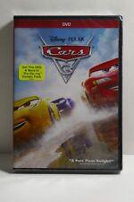 Disney Pixar Cars 3 (DVD, 2017) SEALED