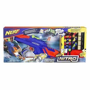 Nerf Nitro Motor Fury Rapid Rally Die-cast Toy - C0787EU