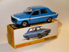 Renault 12 /  R12 Gordini  - ref 1424G / 1424 G au 1/43 de dinky toys atlas