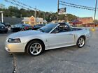 2001 Ford Mustang  2001 Ford Mustang SVT Cobra Convertible 5 Speed