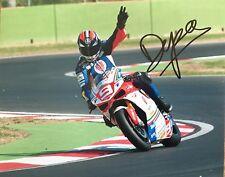 Danilo Petrucci  signed Moto GP 10x8 photo Image A UACC Registered Dealer