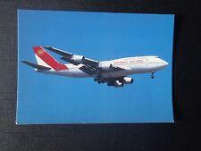 CPM AIR INDIA Boeing 747-337 (SCD) VT-EPX cn 24160 Paris Charles de Gaulle mai90