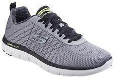Skechers Flex Advantage 2.0 hombre zapatillas zapatos correr deportes gris 41