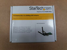 PCI Express Wireless N Adapter - 300 Mbps PCIe 802.11 b/g/n Network Adapter Card