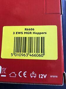 Hornby R6606 3x EWS MGR HOPPERS