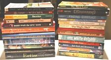 Lot 25 Assorted Accelerated Reader (AR) Level 4 Books L10