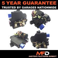 4 x für PORSCHE SEAT SKODA VW VORNE+hintere Türschloss Stellmotor Magnet