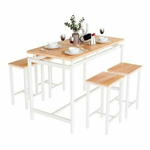 Tall Bar Table In Table Chair Sets For Sale Ebay