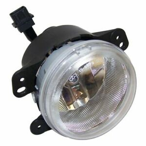 Crown Automotive 5182026AA Front Left or Right Fog Light with Bulb, For Jeep NEW