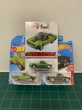 Hot Wheels,Flying Customs and VW series Volkswagen Caddy  Lot Of 3