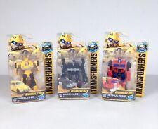 Transformers Energon Igniters Bumblebee Optimus Prime Barricade x3 Hasbro Toys B