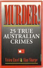 English True Crime Non-Fiction Books