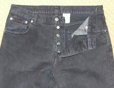 CALVIN KLEIN Jeans Black W34 L30