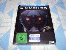 X-Men: Zukunft ist Vergangenheit [3D Lenticular Steelbook] (Blu-ray) NEU OVP