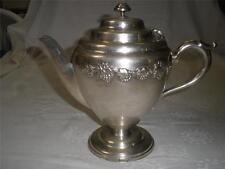 RETRO VINTAGE SILVER PLATED TEA COFFEE POT ROYAL WINSOR by KENSON ENGLAND