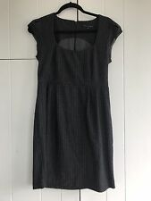 FCUK French Connection Office Shift Dress Size 10