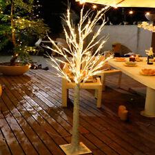LED Lichterbaum Beleuchtung Leuchtender 8 Modi Dimmbar Weihnachtsbaum Dekobaum