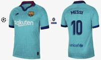 Trikot Nike FC Barcelona 2019-2020 Third UCL - Messi 10 [128-XXL] Barca 3rd