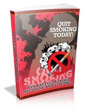 Stop smoking today hypnosis audio mp3 cd