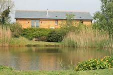 North Devon Luxury Lodge BARGAIN PRICE HOLIDAY free fishing