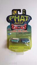 MIP MINT 1957 CHEVY BEL AIR 1963 CORVETTE DIECAST CARS PHAT BOYZ  MOTTRO MIMP